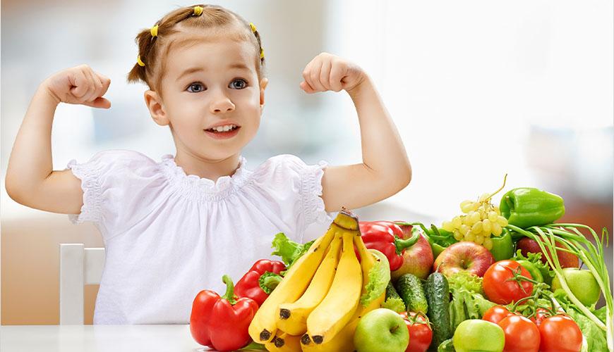 Çocuklarda Beslenme Sorunları Eğitimi